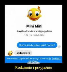 Wtf Funny, Funny Memes, Jokes, Polish Memes, Best Memes, Haha, Horror, Sisters, How Are You Feeling
