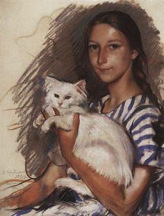 Zinaida Serebryakova | O Mundo da Arte