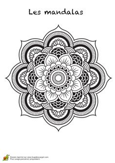 Lotus Flower Mandala Coloring Pages free online printable coloring pages, sheets for kids. Get the latest free Lotus Flower Mandala Coloring Pages images, favorite coloring pages to print online by ONLY COLORING PAGES. Henna Designs, Drawings, Mandala Tattoo Design, Mandala, Zentangle, Art, Mandala Coloring Pages, Flower Henna, Coloring Pages