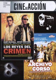 Cine de acción: Los reyes del crimen  y El archivo corso