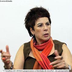"""""""Preconceito contra Bolsa Família é fruto da imensa cultura do desprezo"""", diz pesquisadora."""