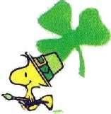 Woodstock - Happy St. Patrick's Day