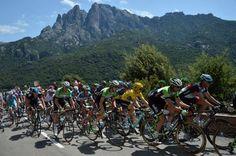 Tour de France 2013, Stage 3 Ajaccio/Calvi. #tdf13