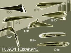 Just a car guy : Hood ornament identification guide - Hudson Terraplane