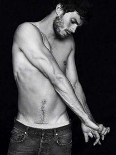 #JamieDornan just perfect. ♡