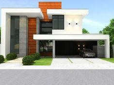 www.cfesarquitetos.com.br pt projetos ?c=111 #fachadasmodernassobrado #casaspequeñasideas #modelosdecasasterrea