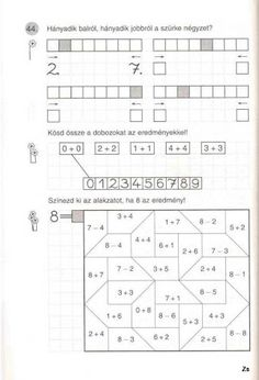 Fotó: Elsa, Diagram, Album, Math, Count, Math Resources, Card Book, Mathematics