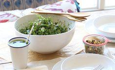 Healthy summer salad recipe   west elm
