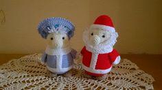 Хаврошка: Дед Мороз и Снегурочка