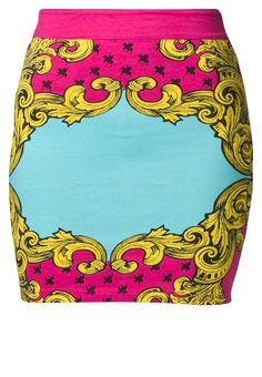 Fairground Mini skirt multicoloured
