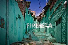 """""""Firmeza"""", by coletivo Boa Mistura @ Vila Brazilândia, São Paulo"""