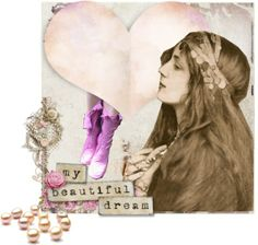 """Beautiful Dream"" by gipsy-dharma on Polyvore"