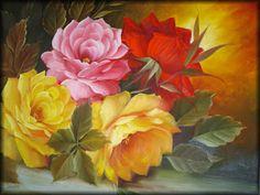 Sherazade1001: Minhas Rosas