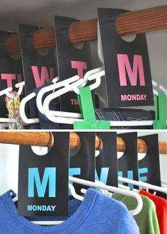 20 DIY Closet Organization Ideas for the Home - Sort Your Chaos Quickly!