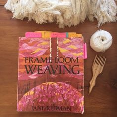 """Please welcome Toni of The Catskill Kiwi, as she shares her 5 favorite weaving books! If you're not familiar with Toni's work, you've got to stop by her website. Her textured tapestries are out of this world, and we love her passion for vintage fibers! We're so grateful that Toni has taken time to share these gems from her fibre library. ..So once you've finished reading, you should absolutely visit her Instagram feed (@catskillkiwi) to say """"thanks!"""" And hey.. if you decide to buy one of…"""