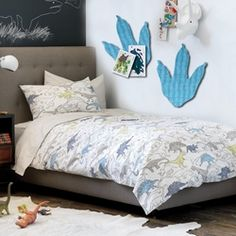 make diy what to use for pinboard dinosaur shape - Google Search