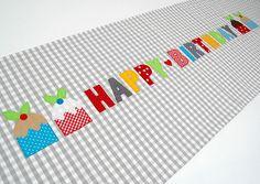 Tischläufer Geburtstag                                                                                                                                                                                 Mehr