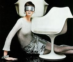 Paraphernalia outfit designed by Betsey Johnson for Paraphernalia Boutique ca. 1967