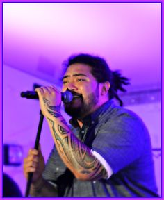 Reggae King J. Boog at Apache Gold on June 20,2015. The concert was held 'On the Green' at the Apache Stronghold Golf Course.