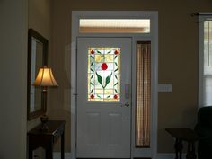 Blue Mountain Stained Glass - Scene from a beautiful home on Reems Creek Golf Course. Custom designed for a shower window, shown below.Installed onMarch 11, 2016BAUTIFUL FOUR SEASONS OF BIRDS INSTALLED IN GLENVILLE,NC NEAR CASHIERS,NCWINTER CARDINAL, SPRING HUMMINGBIRD,SUMMER PAINTED BUNTING AND FALL BLUEBIRDLOVELY LADY IN THE WOODSINSTALLED IN BILTMORE LAKE, NCTRANSOM DELIGN FOR HOME IN COLUMBUS,NC BY BLUE MOUNTAIN STAINED GLASS ARTIST PAM MCCORKHILLTRANSOM FOR…
