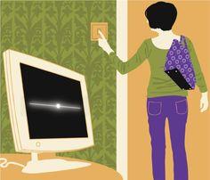 Convierte tu oficina en ecológica: Apágalo y desenchúfalo