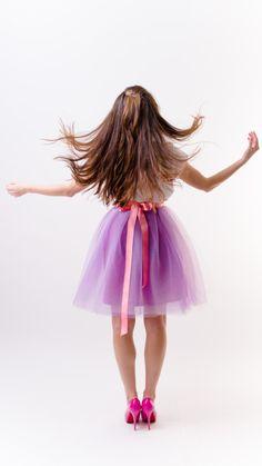 salmon Tutu, Salmon, Ballet Skirt, Skirts, Fashion, Moda, Fashion Styles, Tutus, Skirt