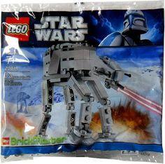 LEGO Star Wars BrickMaster Exclusive Mini Building Set #20018 Mini ATAT Bagged LEGO http://www.amazon.com/dp/B004A9KJEO/ref=cm_sw_r_pi_dp_KcDNtb1VT1S9YDZJ