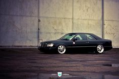 W124 Coupe from Poland