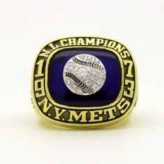 1973 New York Mets National League Championship Ring
