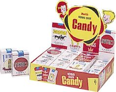 Candy cigarettes...what were we thinking?