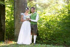 Bavarian Dirndl for Wedding