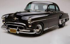 1950 Oldsmobile Futuramic 88 Deluxe Club Coupe
