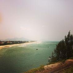 Lanteau - #Sunset - #sea - #Vietnam - By #seheiah