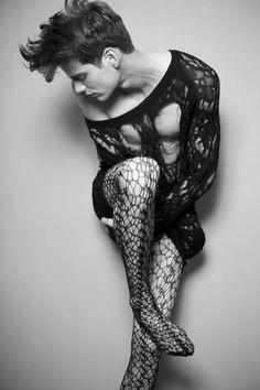 #androgyny #fashion #beauty