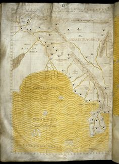 India and China: Ptolemy , translated by Emanuel Chrysoloras and Jacobus Angelus, Geography