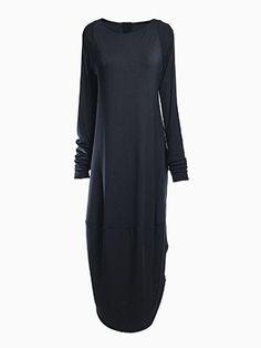 1 Hana, High Neck Dress, Dresses, Fashion, Turtleneck Dress, Vestidos, Moda, La Mode, Fasion