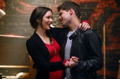 Katherine McPhee and Jeremy Jordan in Smash