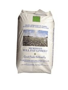 Charnwoods micronized linseed 20kg