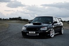 Blobeye Subaru Impreza STi Check out #Rvinyl for the best #JDM #Accessories & Parts