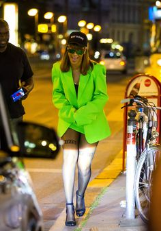 Rihanna out and about in Berlin (Aug. 17)