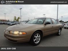 1999 Oldsmobile Intrigue, 120,894 miles, $3,999.