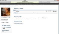 #DidiBenami #Gasoline released 05.23.2012 on iTunes