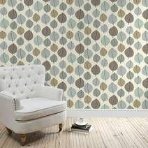 Regan Duck Egg Wallpaper