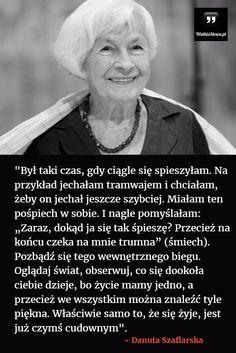Był taki czas, gdy... #Szaflarska-Danuta, #Motywujące-i-inspirujące, #Życie