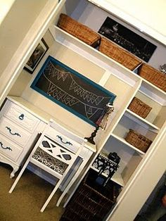 awesome idea.....i think my daughter is getting a room makeover???