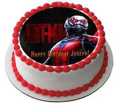 Ant Man Cake Design : 1000+ images about CAKE AFFAIRS-Ant Man on Pinterest Ant ...