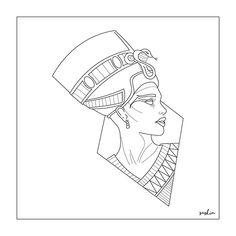 Saskia Robertson – lost thoughts - Famous Last Words Buraka Tattoo, Snake Tattoo, Tattoo Drawings, Cleopatra Tattoo, Nefertiti Tattoo, Kunst Tattoos, Body Art Tattoos, Sleeve Tattoos, Egyptian Drawings