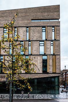 The Frederiksberg Courthall Building by 3XN