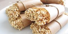 Quinoa Riegel