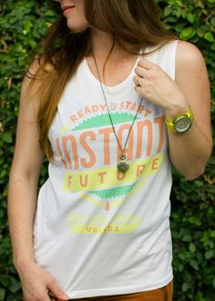 Awesome #sevenly tank making a difference in Uganda!